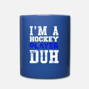 Cool Quote Hockey player quote Cool quote - Mug