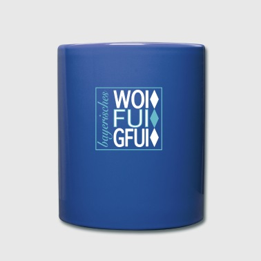 Bavarian Woifuigfui - Full Colour Mug