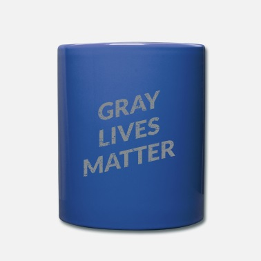 Martian Gray Lives Matter - Mok