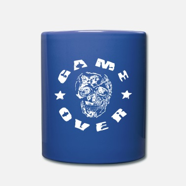 Videospiel gamer, videospiel, player, spiel, game over - Mug