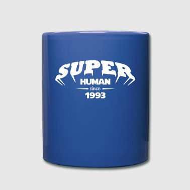 Superhumano desde 1993 - Taza de un color