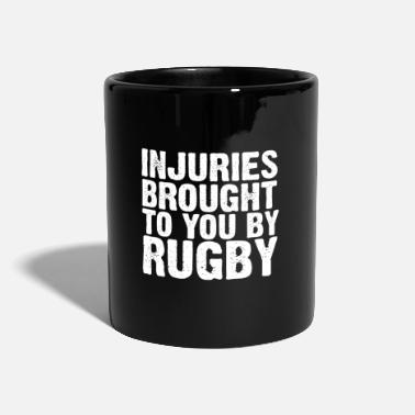 Rugby Injuries Brought To You By Rugby - Mug