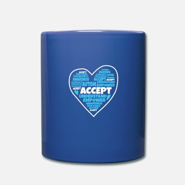 Accepted Heart of Acceptance - Heart of Acceptance - Mug
