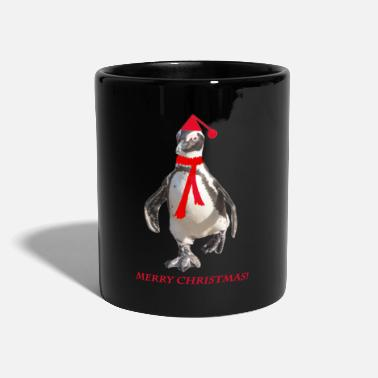 Gift gift idea pinguin christmas - Tasse