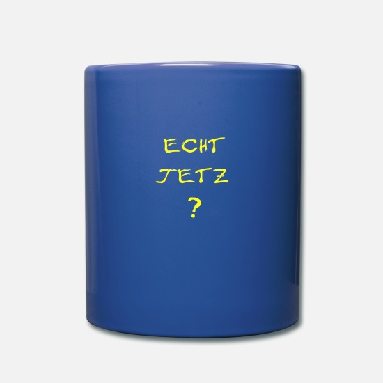 Cool Story Bro Tell It Again Mugs & Drinkware - really yellow now - Mug royal blue