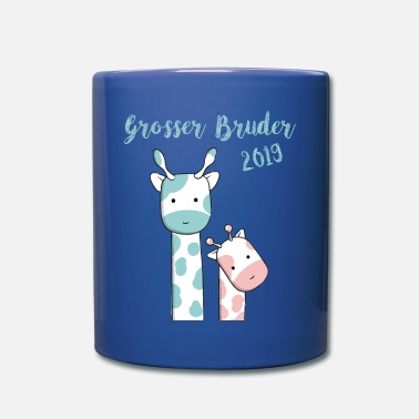 Big Brother Giraffe Big Brother Big Brother Big Brother - Full Colour Mug