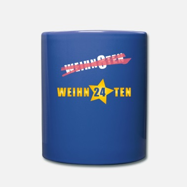 Jewelry WEIHN8TEN was yesterday - now Christmas - Full Colour Mug
