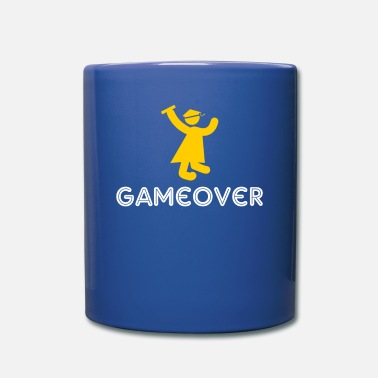 Game Over Schulabschluss Game Over - Tasse