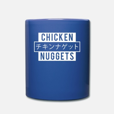 Aesthetics Aesthetic Vaporwave Chicken Nuggets Gift with - Mug