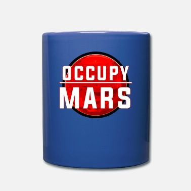 Occupare Occupare Marte - Tazza