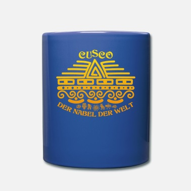 Navel Of The World Cusco navel of the world - Mug