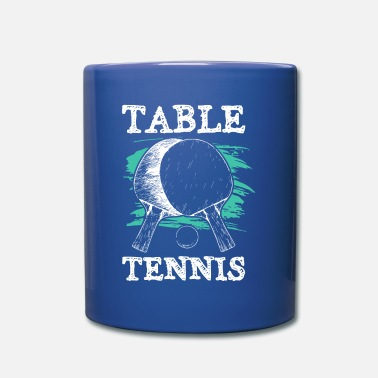 Icons Table tennis icon ping pong - Mug