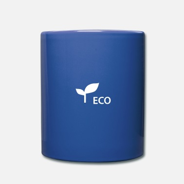Eco eco - Taza de un color