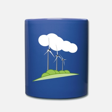 Wind Turbine Wind turbine - Full Colour Mug
