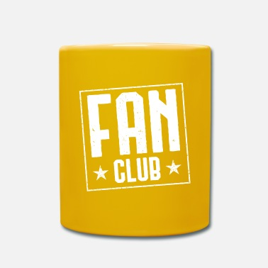 Fan Club fan club stamp - Mug