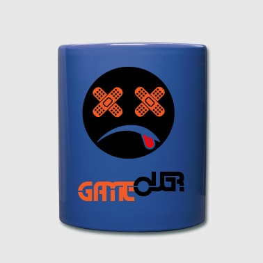 GAME OVER - Taza de un color