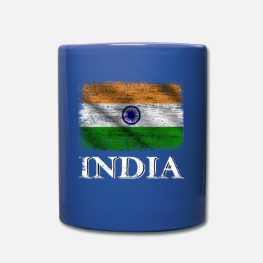 India Bandiera India, India - Tazza