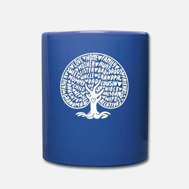 Tree FAMILY TREE - Family Tree Gift Idea - Mug