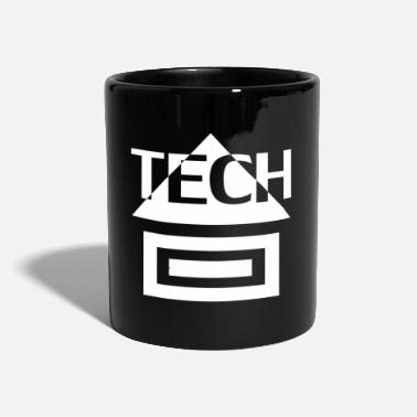 House TECH HOUSE - Tasse