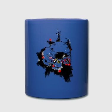 Sugar skulls - Full Colour Mug