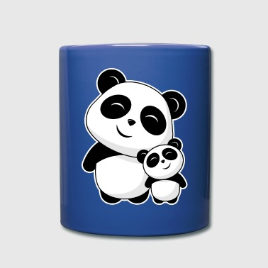 Panda siblings - Full Colour Mug