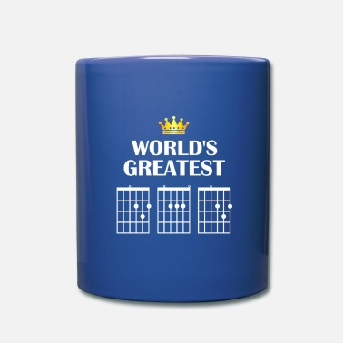World's Greatest Dad - Gitarristen & Bassisten - Tasse