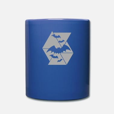 Batting Bat Bat Wing Bats - Mug