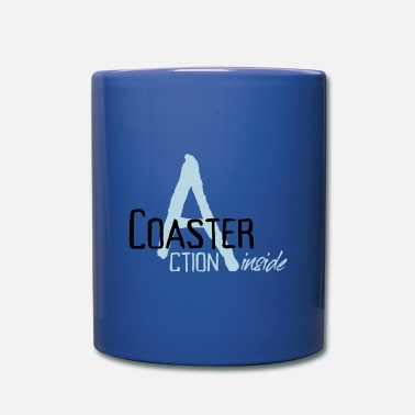Action Achterbahn Action - Coaster Action inside - Tasse