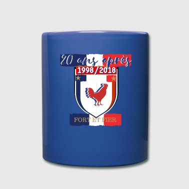 france FRANCE foot coupe du monde football - Mug uni