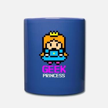 Geek Geek Princess - Kopp