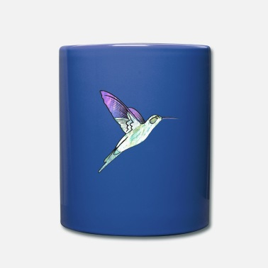 hummingbird effect - Mug