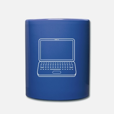 Ordinateur Portable Ordinateur portable / ordinateur portable - Mug
