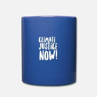 Climate Justice NOW! - Mug