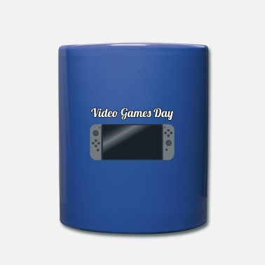 Video Video Games Day / Video Game Day - Mugg