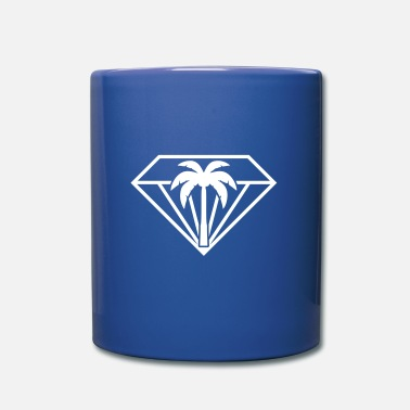 Icon diamant de palme - Mug
