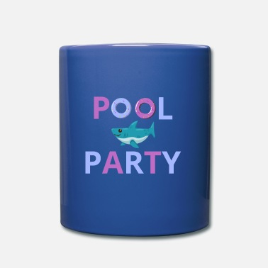 Pool Pool Party Pool Outdoor Pool - Mug