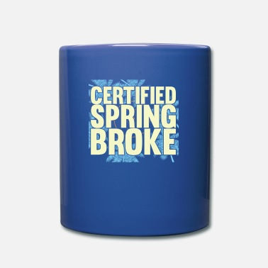 Break Dance Spring break - Full Colour Mug
