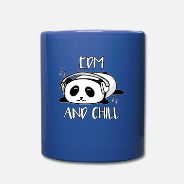 Isopanda EDM ja Chill Panda Music Animal Bear lahja - Muki