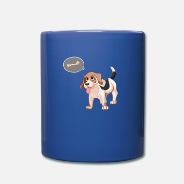 Design Love Dogs design love fun pet bones - Mug