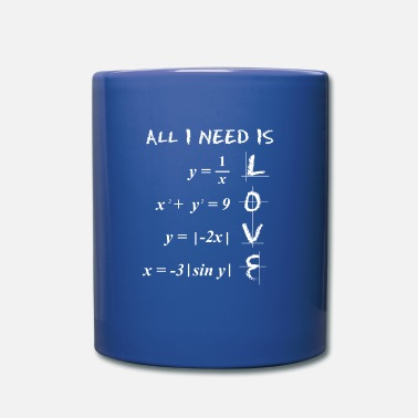 all i need is love - Tasse