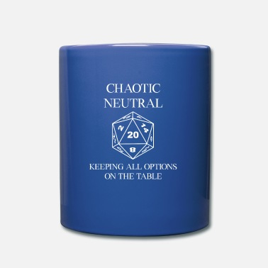 Chaot Chaotique Neutre. - Mug