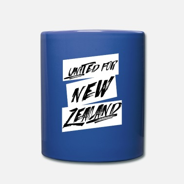 New Age Unidos por New Zealand - United for New zealand - Taza