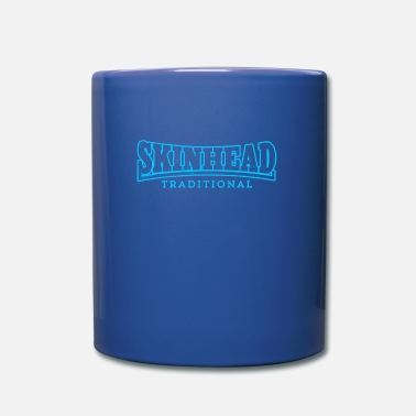 Skin Traditional Skinhead print - Punks & Skins Ltd - Mug
