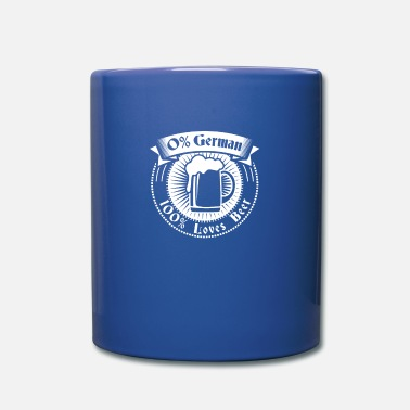 Munich 0% German 100% Loves Beer Tee Funny Oktoberfest - Mug