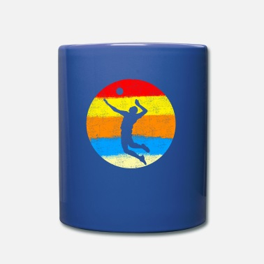 Volley Volleyball Vintage - Mug