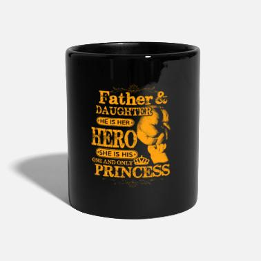 Father And Daughter father and daughter father and daughter - Mug