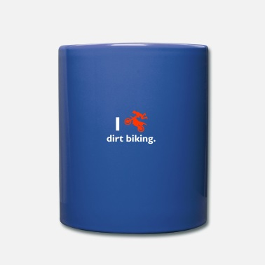 Dirt Dirt Bike - Tasse