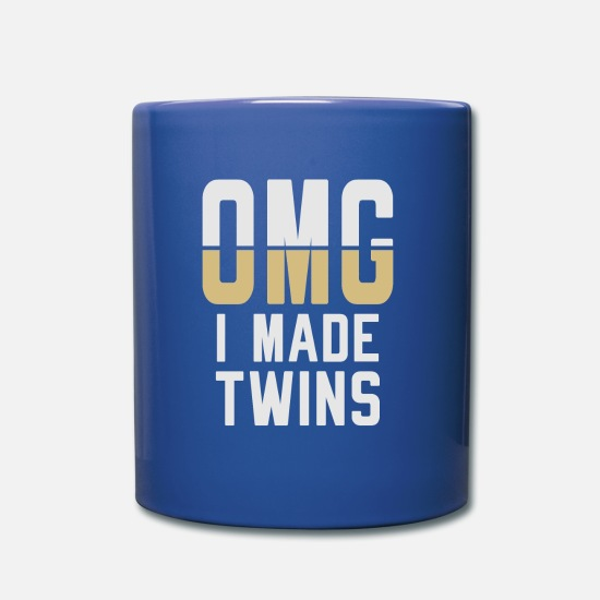 Descendance Mugs et récipients - Gemini OMG - Mug bleu royal