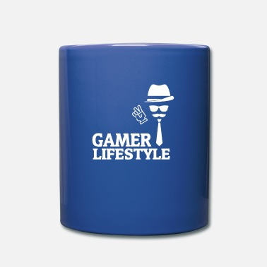 Computer Game Gamer lifestyle - Mug