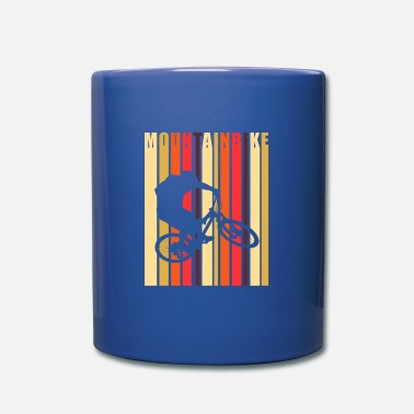 Mountain bike retro - bike - Mug
